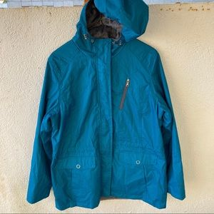 Free Country Blue Large Lady Jacket